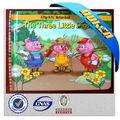 mignon et design à la mode cartoon 3d livre pour les enfants