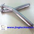 Alta velocidad 3 aerosol dental pieza de mano dental turbina de aire