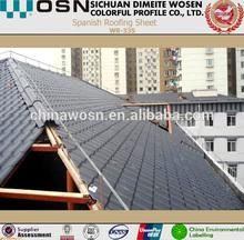 PVC Roof & Wall Decorative Sheets