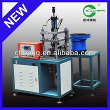Automatic Hydraulic Press Machine with Vibrator and Blanking Tank