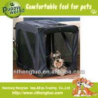 pet car travel bag/folding carrier/pet carrier