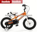 royalbaby bmx freestyle baratos bicicletas de carretera para el niño con marcos de acero y watter botella