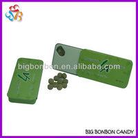 Push and Pull Sugar Free Tin Box Mints