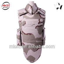 MKST 648 High Quality Full Body Bullet Proof Armor