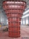 complex sharp construction formwork(vase sharp)