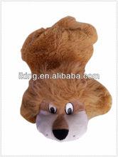 plush soft toy,soft stuff plush dog toys with PP cotton,plush dog toy animal shape