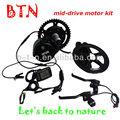 a mediados de bafang posición kit de motor eléctrico para bicicleta de e