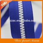 garment plastic zipper