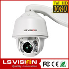 LS VISION auto tracking 2mp outdoor best price IR 1080p full hd high speed dome 20x optical zoom wdr ptz ip camera