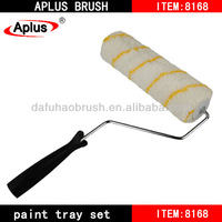 2013 new style Plastic handle acrylic paint roller
