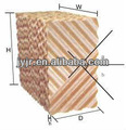 Partes aire acondicionador/ Almohadillas enfriadoras evaporadoras