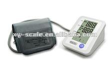 factory OEM BPM digital sphygmomanometer arm type blood pressure monitor 90 groups memory heartbeat pulse systolic test