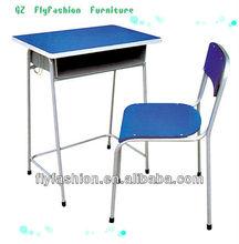 Detchable school desk / cheap school desk and chair