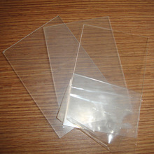 thin clear plastic sheet;polystyrene sheet