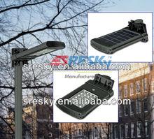 Solar panel off road led light bar with motion sensor ESL-07
