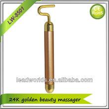 24K golden beauty bar facial massage tools