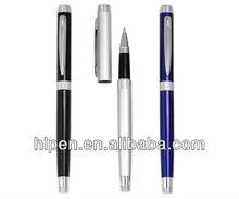 Most popular Christmas gift metal roller pen /smooth writing metal pen