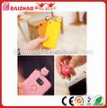 oferta accesorios de teléfono móvil de PVC ABS silicona vinilo enchufe anti de polvo
