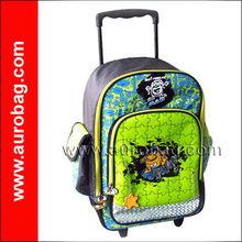 TR0245 2013 fashionable school trolley bags for boys