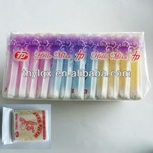 cotton buds in PP zip bag 45 pcs