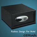 Gemsafe/segurança electronic cofre de ferro nova moda/ht-399b/2mm corpo, porta 5m/h230*w420*d360mm 9''*17''3/25*14''17/100 polegadas