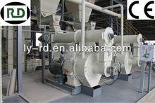 Hot sale! CE/GOST 2-3t/h biomass wood sawdust pellet making mill