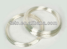 silver alloy wire for electrical contac rivet