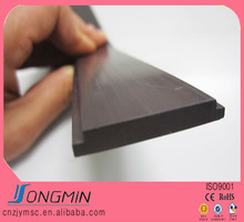 extrusion flexible rubber magnetic shower door water strip