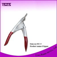 Wholesale acrylic nail cutter clipper,salon used nail clippers