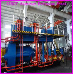Aluminium extrusion plant for sale