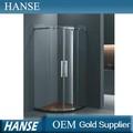 Hs-sr846 2- sürgülü- kapı duş kabini yeni model sektörü duş kabin