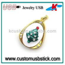 Fashionable design heart shaped USB memory 2.0 2GB