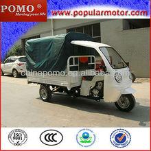 Chinese Popular Water Cool 250cc Cargo Three Wheel Motorcycle