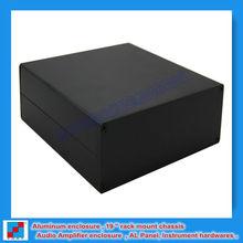 152x44x150 mm / 5.98''x1.73''x5.9'' (wxhxl) Aluminum Project Box Enclousure Case Electronic DIY Electrical Box