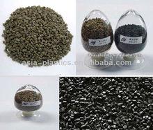 colored PBT/PET+GF glass fiber filled PBT/PET modified plastic granules