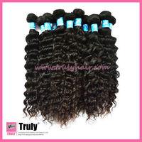 "Very soft and tangle free human hair,Brazilian deep curl 22"""