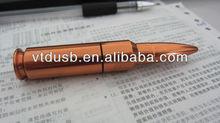 OEM hot-selling bullet shape USB flash drive/pen drive pen stick memory drive key pens