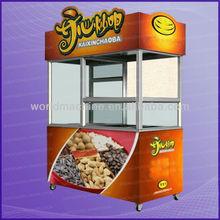 New discount!!! Automatic walnut/peanut/almond/ chestnut roasting machines