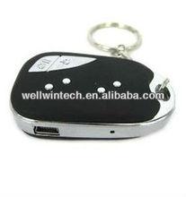 1280*960 Hidden wireless mini car key video camera