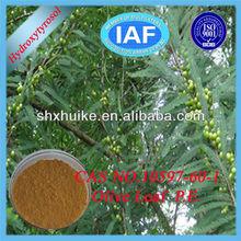 natural olive leaf extract oleuropein hydroxytyrosol powder