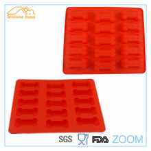 Puppy loves most silicone dog treat pan