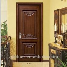 Wooden door design MDF interior door