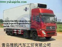 Hot QYK5317XLC Refrigerator Truck,truck body
