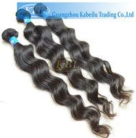 high quality 100% xi loose wave virgin hair kbl brazilian body wave,100% virgin brazilian hair