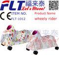 Hottest flt-1012 pp plástico bebê empurrar os carros para o exercício do pé e direção
