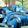 Microfiber disperse bedding set with Marine animal print design