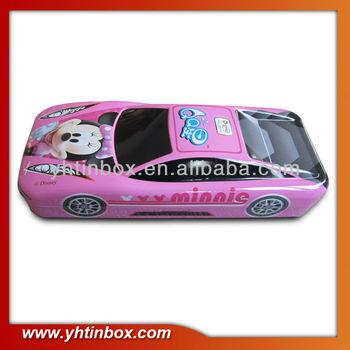 car pencil box