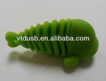 3.0 3D fishbone shape usb flash drive, Fish bone usb driver,OEM 32gb USB flash pens