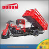 DOHOM 250CC hydraulic cargo tuk tuk tricycle motorcycle