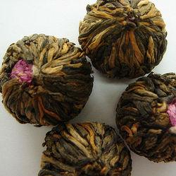 natural artistic blooming Tea F0904